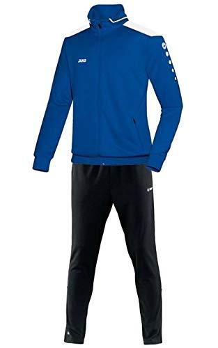 Herbst Schuhe Ausverkauf toller Rabatt für JAKO Trainingsanzug Winter Kinder blau-weiß: Amazon.de ...