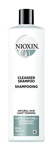 Nioxin System 1 Cleanser Shampoo, 16.9 oz.