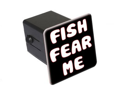 (Graphics and More Fish Fear Me - Fishing - Funny - 2