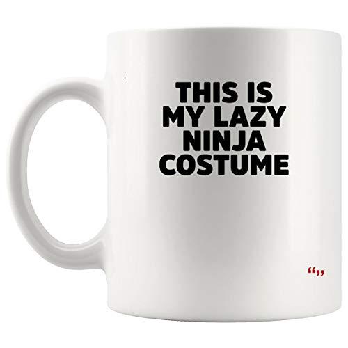 Hilarious Cup Coffee Mug - This Lazy Ninja