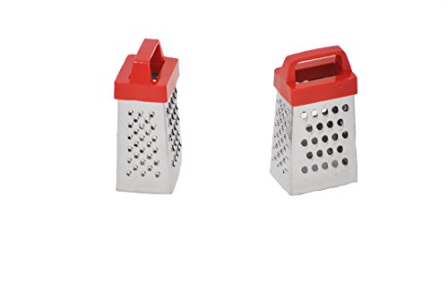 Perfect Stix Mini Grater-2ct Stainless Steel Mini Grater, 2.5