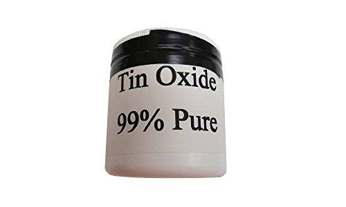Tin Oxide 99.9% Pure 8 oz