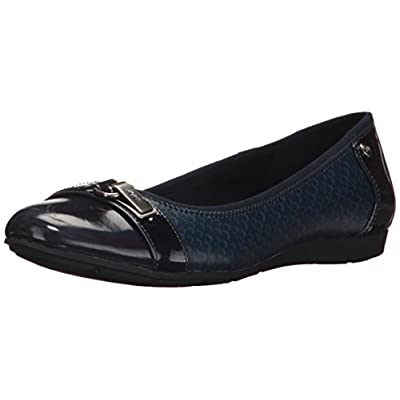 Anne Klein Women's Able Fabric Ballet Flat