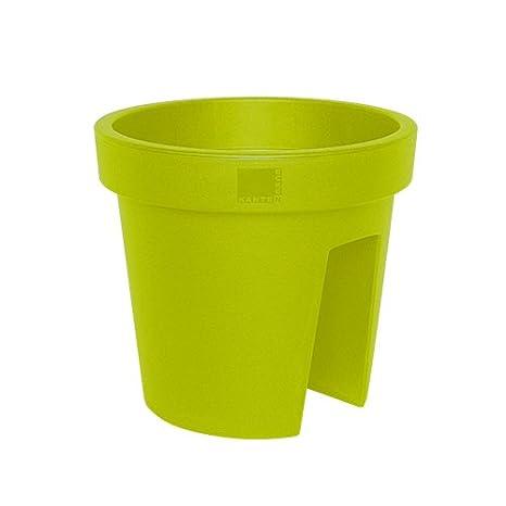 Vasi In Plastica Per Ringhiere.Vaso Ringhiera Contemporaneo Vaso In Plastica Per