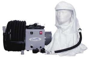 Breathecool II Supplied Air Respirator System w/tyvek hood by Breathe-Cool