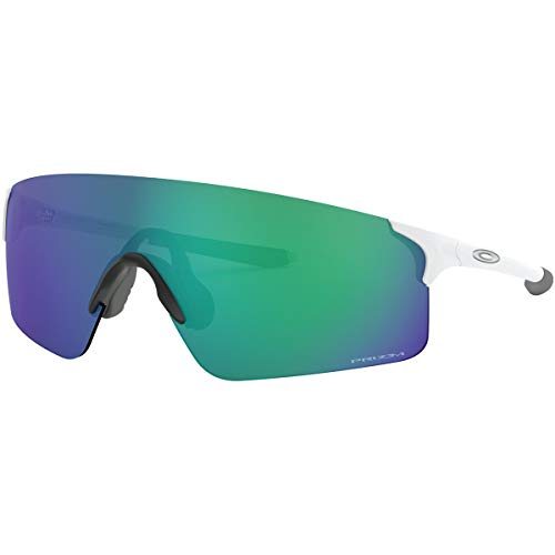 (Oakley Men's EVZero Blades Asian Fit Sunglasses,OS,Carbon Fiber/Clear Black Iridium Photochromic)