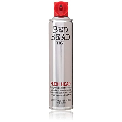 Tigi Flexi Head - lacas para el cabello (Unisex, Fijación