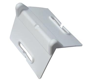 Amazon.com: Braun - Protectores de bordes de PVC con ranura ...