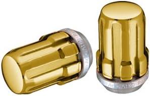 McGard 65557 Chrome Tuner Style Spline Drive Lug Nut Kit