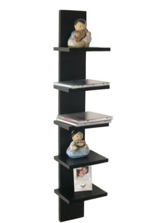 Review Utility Column Spine Wall Shelves (Color may vary) By Danya B by Danya B