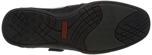 San Sandals Telmo Pikolinos Men's Black Fisherman w0Z5z5q