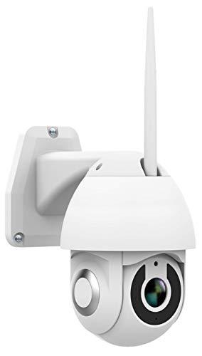 EBAKIN Outdoor PTZ HD Security IP Camera Wireless Surveillance 100ft Night Vision Cameras with 2-Way Audio