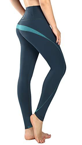New Mincc Leggings de Sport Femme Pantalon Collant Leggings Courts Anti-Cellulite Yoga Gym Costume de fitness pour femme