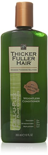Thicker Fuller Hair Weightless Conditioner