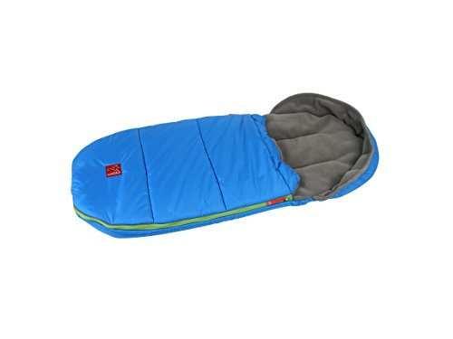 Kaiser Louis Thermo Fleece Footmuff (Blue) by Kaiser