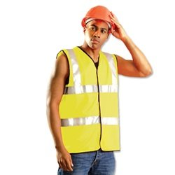 Vest 4X Occulux Slvless Vest:Yellow: 561-Lux-Ssfullg-Y4X - 4x occulux slvless vest:yellow (Occulux Standard Safety Vests)