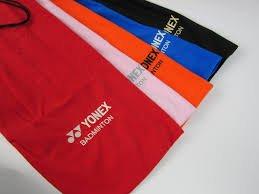 Yonex Badminton Soft Case (For One Badminton Racquet) Red Ac541(001)