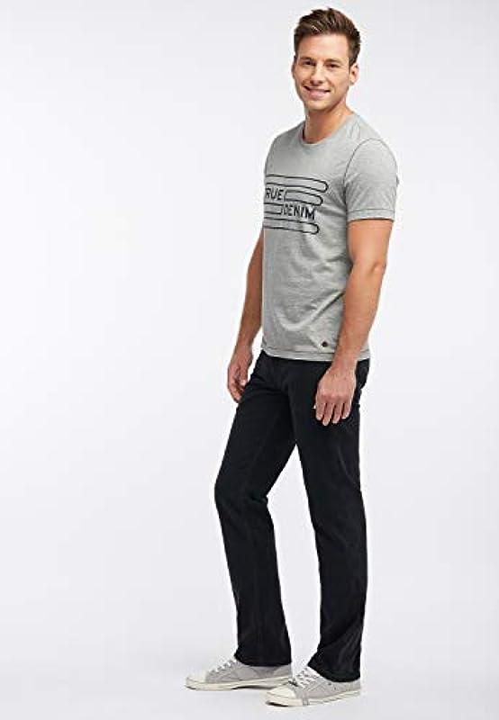 Mustang męskie dżinsy Slim Fit Oregon: Odzież