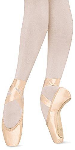 Bloch Women's Suprima Pointe Pink Ballet Flats 5.5 D