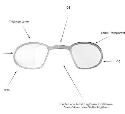 BO Cristal Bollé serie gafas II Tracker SOSTRA para SEadqaw