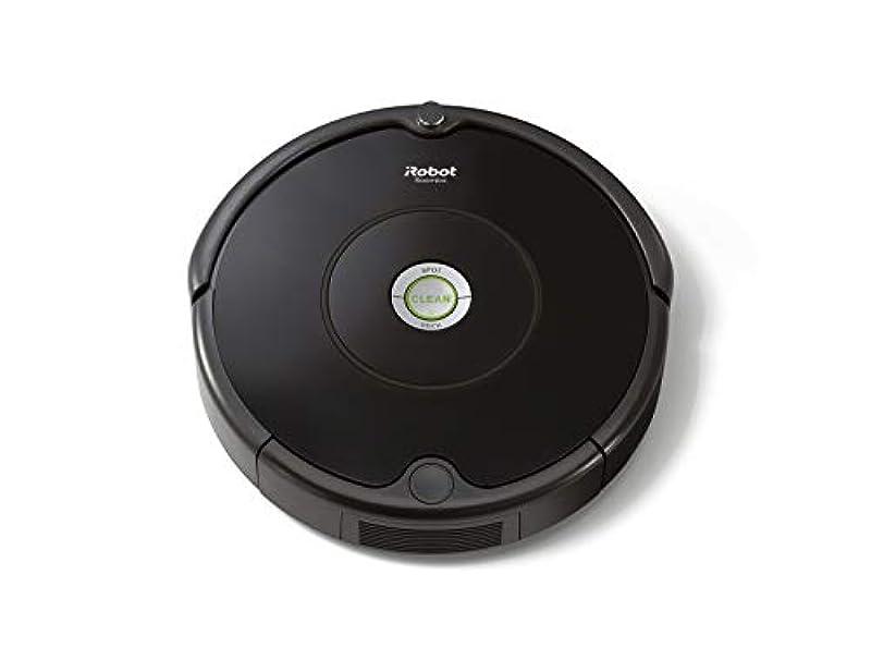 rumba606 아이 로보트 로보트 청소기 고속 응답 프로세스iAdapt탑재 쓰레기 검지 센서 자동충전 애완동물의 털 플로어링 다다미로도 블랙 R606060