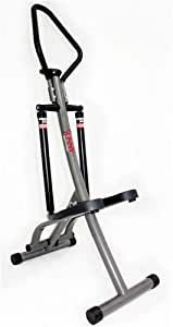 Sunny Folding Climbing Stepper Cardio Exercise W/ Adjustable Resistance New