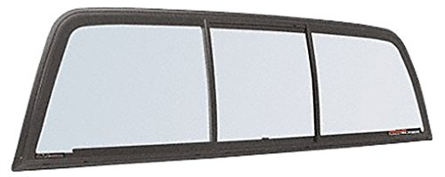 - C.R. LAURENCE EPS880 CRL 1988-2000 Chevy/GMC C/K Cab POWR-Slider - Dark Gray Glass