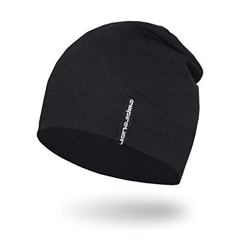 Empirelion 9 Multifunctional Lightweight Beanies Hats, Running Skull Cap Helmet Liner Sleep Caps for Men Women