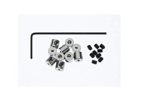 (Pin Keepers with Allen Wrench 10 Pcs)