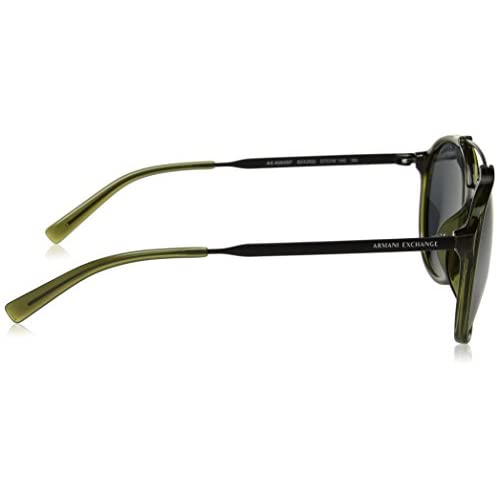 978d973e25 De alta calidad A|X Armani Exchange Hombres 0AX4069SF Gafas de sol para  hombre inyectadas