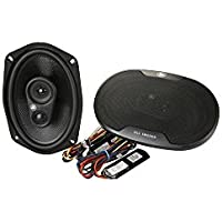 DLS Performance M369 240W 6 x 9 3-Way 4 Ohm Coaxial Car Audio Speaker (pair)