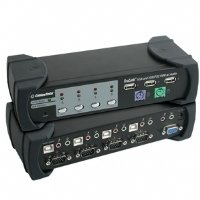 Cables to Go Cables to Go 35566 TruLink 4-Port VGA/USB 2....