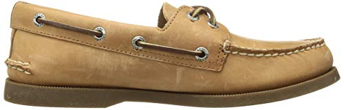 Authentic Brown Original Barca Uomo 2 Sperry da Scarpe Eye Sahara pTKq4dw