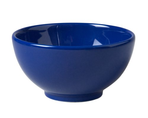 Waechtersbach Fun Factory II Royal Blue Soup/Cereal Bowls, Set of 4