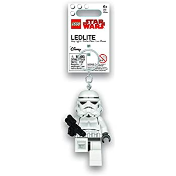 Amazon.com: LEGO Star Wars Stormtrooper LED Key Light - 3 ...