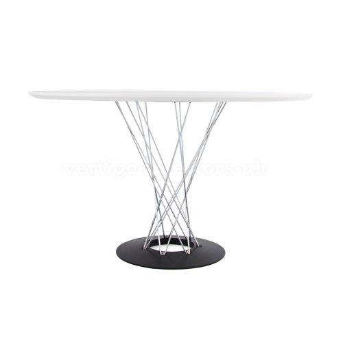Isamu Noguchi Style Large Cyclone Style Dining Table - 47