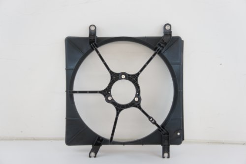 Genuine Acura Parts 19015-P0A-003 Radiator Fan Shroud