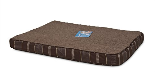 """Petmate Deluxe Orthopedic Dog Bed 27"""" L x 36"""" W x 3.5"""" H ..."""