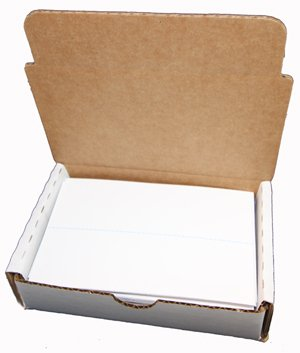 Box of 300 Double Postage Meter Tapes 5 1/2 x 3 1/2 Compares to Pitney Bowes 612-0, 612-7, 612-9 & 620-9