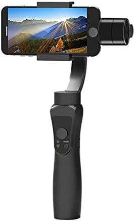 Dvluck S5 Handheld Gimbal Stabilizer Portable for Action Camera Smartphone Digital Photography