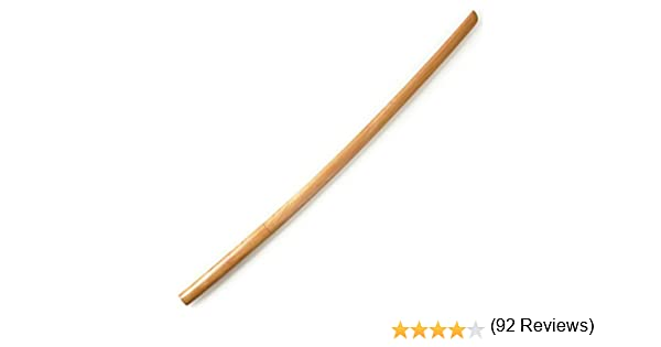 Bokken: japonés de madera espada/ Wooden Sword- Marrón: Amazon.es ...