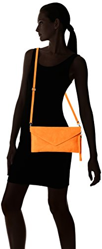 Orange Handbags Sac Girly Rebecca Orange vtSZqv7x