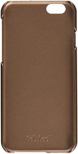Telileo 0085 Back Case für Apple iPhone 6/6S bronze