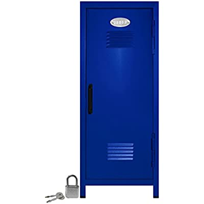 mini-locker-with-lock-and-key-blue