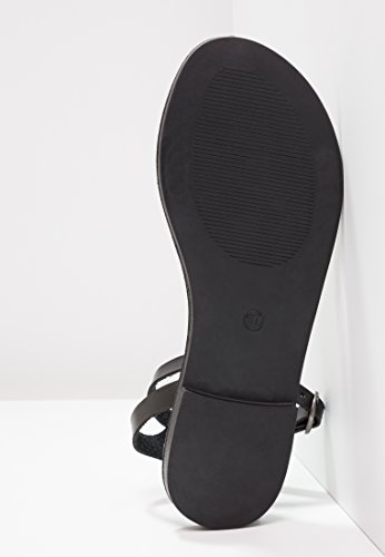 Even Ankle Black Strap amp;ODD Women rOwqWfxzr