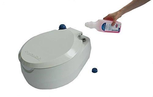 Campingaz Additif sanitaire 1l, rose, m