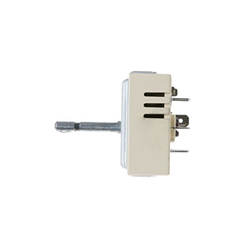 : GE WB24T10119 Range Dual Burner Control Switch for