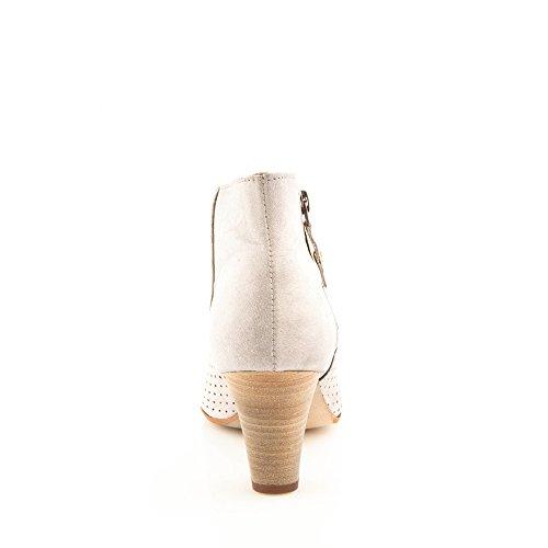FelminiCarla 9414 - botas Mujer Gris