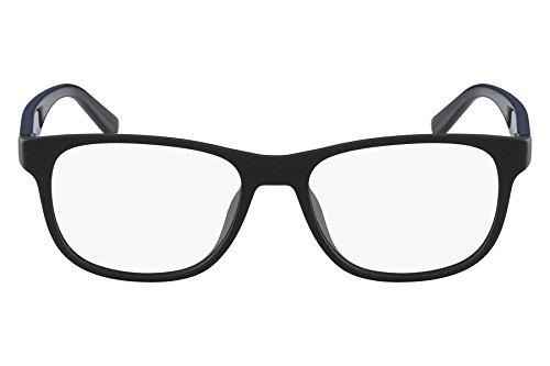 Óculos De Grau Lacoste L2743 004/52 Preto Fosco