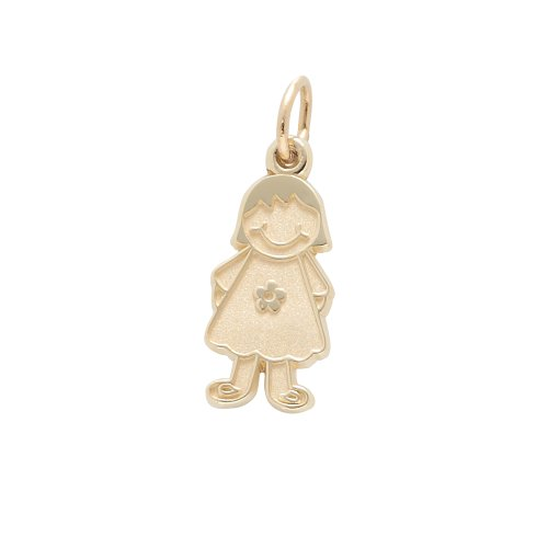 rembrandt-charms-girl-with-flower-dress-10k-yellow-gold-engravable